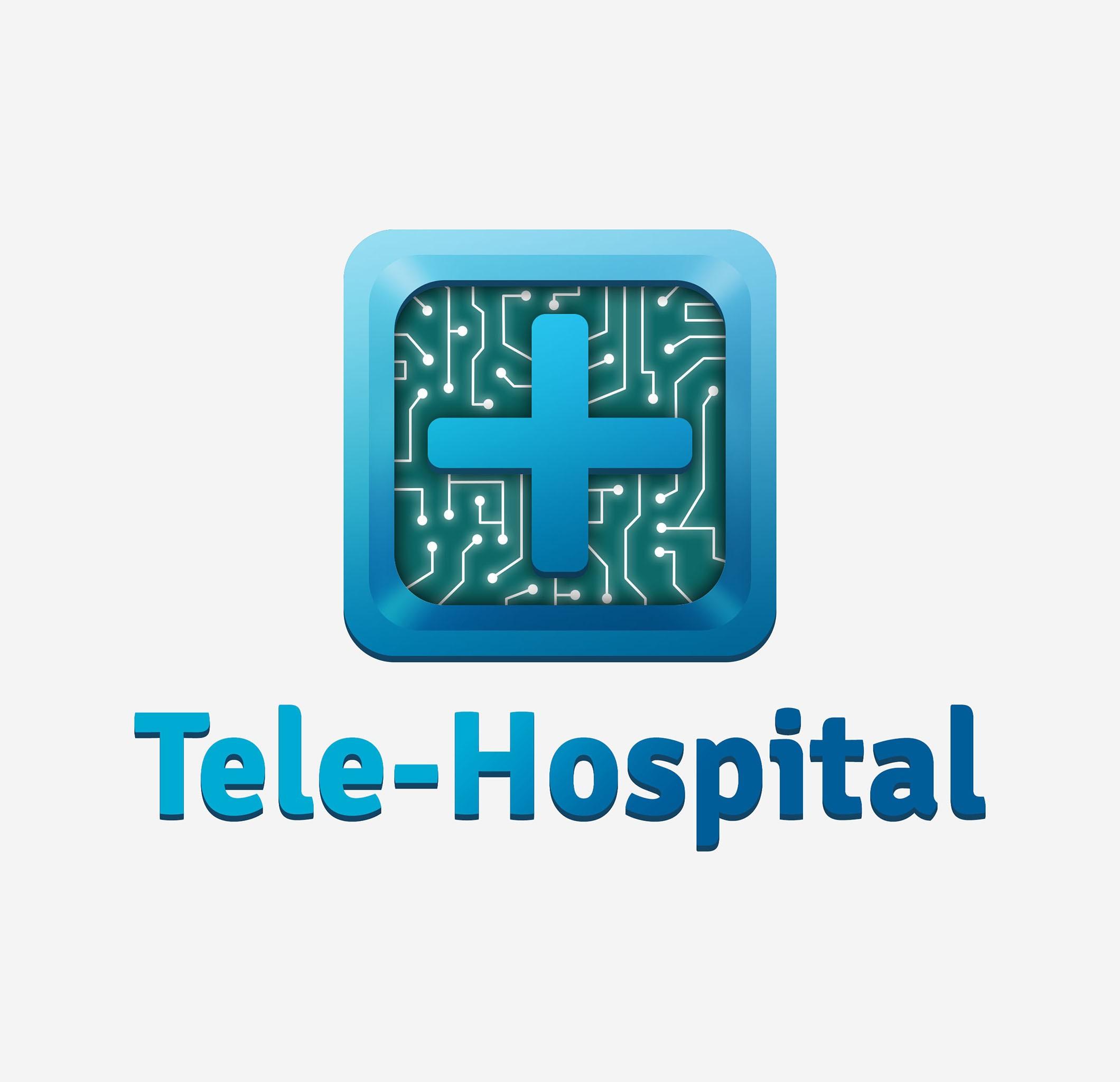 logo tele-hospital